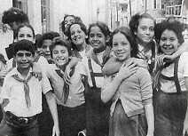 Cuban School Children,   Jan Bauman